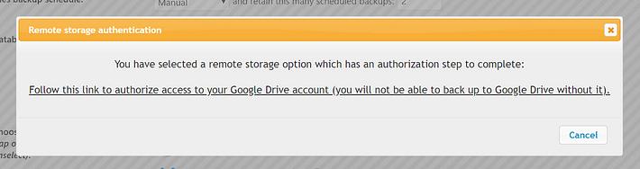 Google-Drive-Authentication